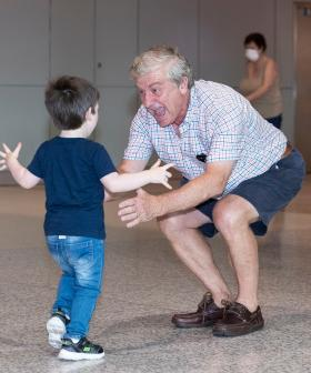 Emotional Reunions As Queensland Reopens To Victorians