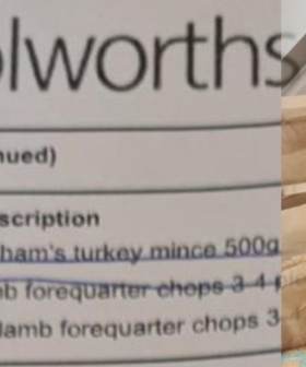 Woman Reveals Shock After A Note Is Left On Her Woolworths Home Delivery