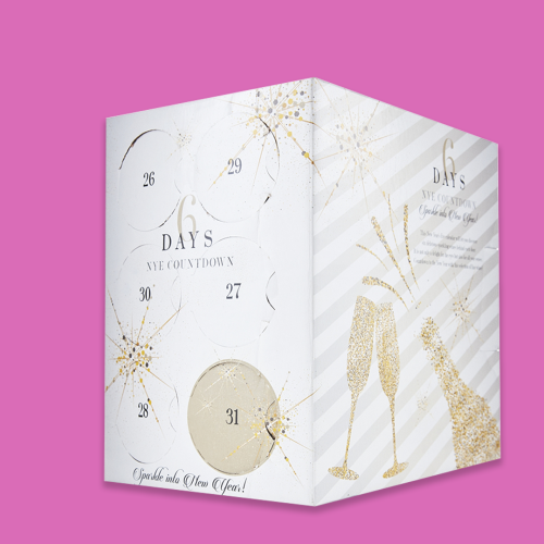 Aldi Now Has A 6 Day New Year's Countdown Calendar Packed With Sparkling Wine