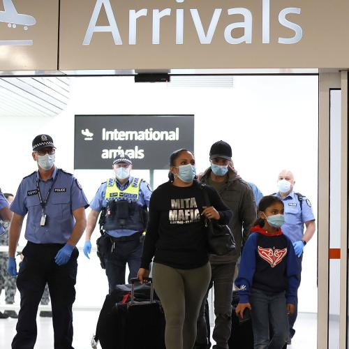 Travellers Who Skipped Quarantine Return Second Negative Test, Contacts Out Of Isolation