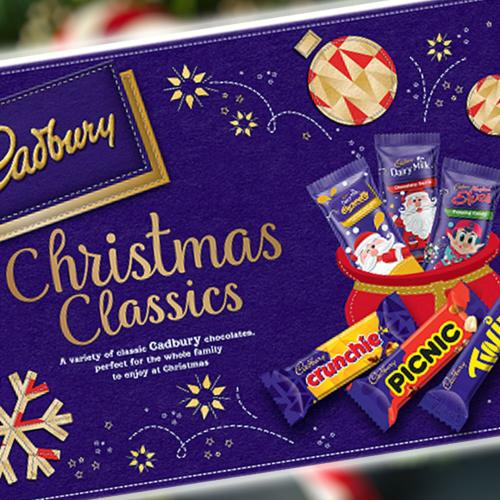 Cadbury Have Just Released The Perfect Stocking-Stuffer Chrissy Present For Chocolate Lovers