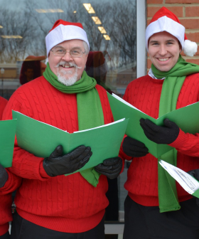 Christmas Carollers Will Have To Sing Quietly & Wear Masks Under COVID-Safe Guidelines