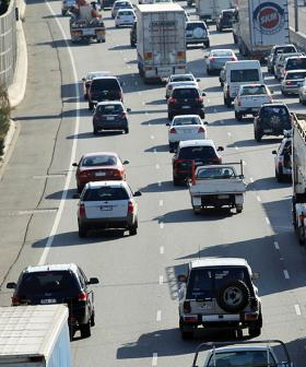All Out-Bound Lanes On Monash Freeway Closed After Serious Crash