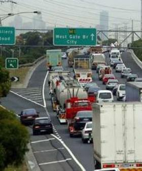 Melburnians Urged To Stay Away From West Gate Freeway Following Major Crash