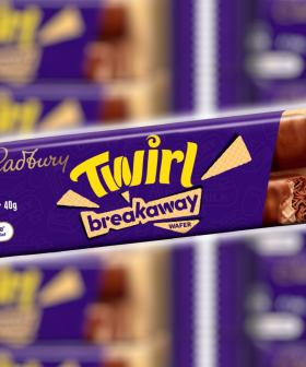 Cadbury Have Just Announced A Twirl/Breakaway Crossover Chocky Full Of Swirly, Wafery Goodness