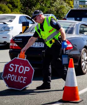Victoria Could Slam The Border Shut On Parts of New South Wales Following New COVID-19 Case