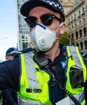 Victoria Police Now Says That They Will Chase Up COVID Fines, Despite Yesterday's Reports