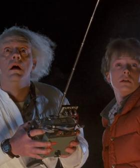 After 36 Years, We JUST Discovered This 'Mind Blowing' Back To The Future Easter Egg
