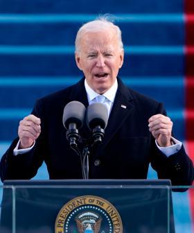 Joe Biden Sworn In As US President