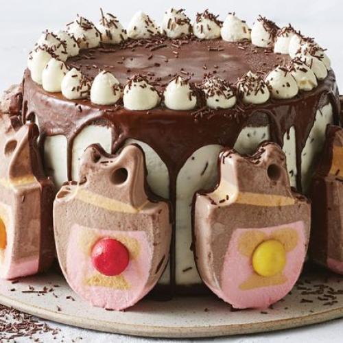 'Taste' Has Dropped A Recipe For A Bubble 'O' Bill Ice Cream Cake!