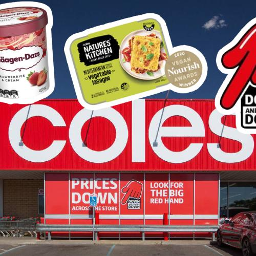 Coles Is Permanently Discounting Hundreds Of Products By Over 30%!