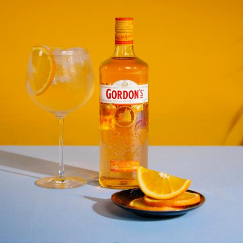 Gordon's Has Released A Mediterranean Orange Gin
