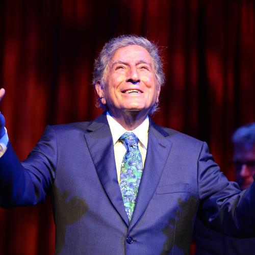 Singer Tony Bennett Reveals Alzheimer's Diagnosis