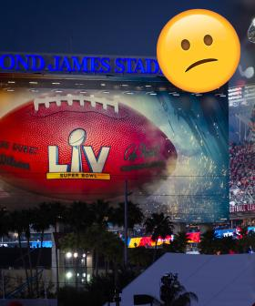 The Weird Moment At The Superbowl That Made Australian Viewers Heads Turn
