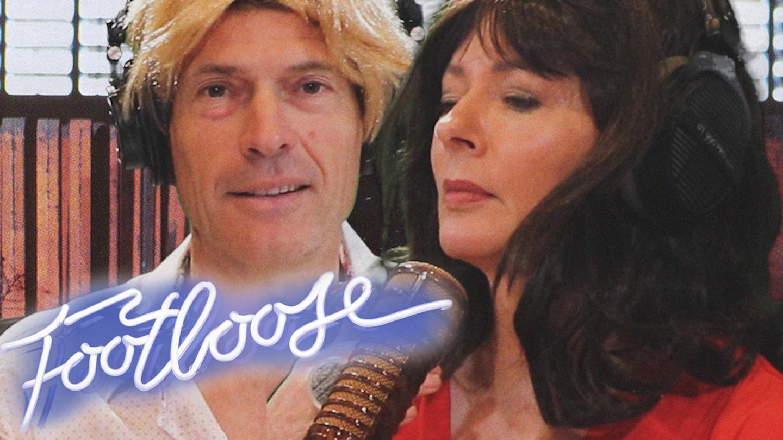 'Footloose' Starring Jonesy & Amanda