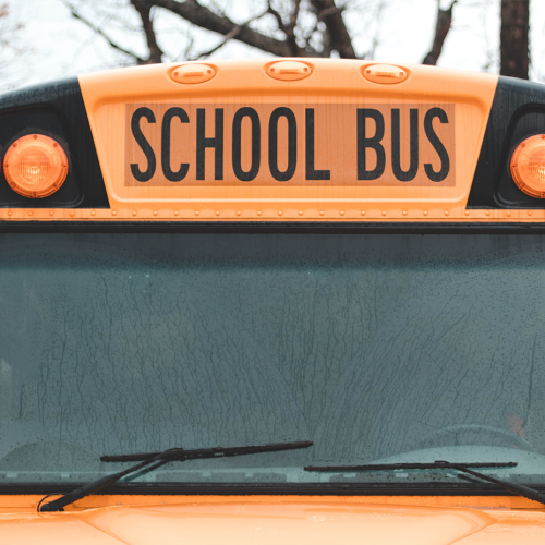 Where You Sat On The School Bus Says A Lot About You