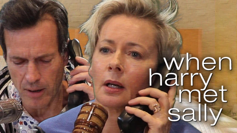 Jonesy & Amanda Star In 'When Harry Met Sally'