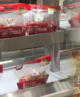 A Strange Element Of The Coles Roast Chicken Pack Has Just Been Spotted & It's Making People Wonder If It's Right