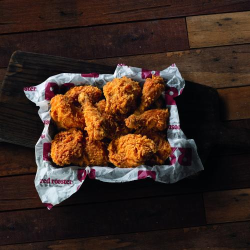 Red Rooster Is Selling Crunchy Fried Chicken