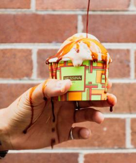 Allpress Is Slinging Free Scoops of Messina Gelato This Friday