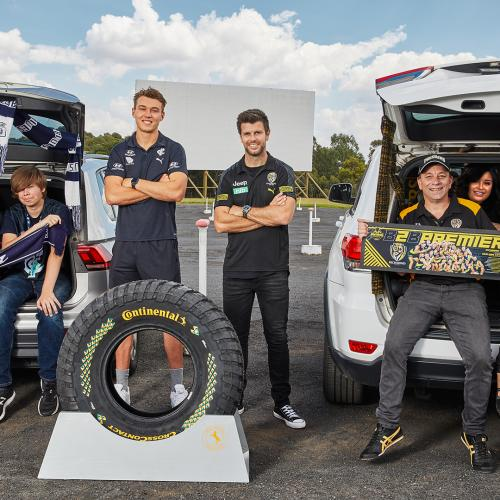Coburg Drive-In Is Screening Thursday's AFL Round One Clash For Free