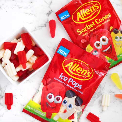 Allen's Are Doing Old-School Ice Block Gummies!