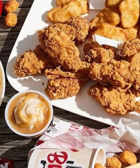 KFC Is Doing Free Delivery All Easter Long Weekend