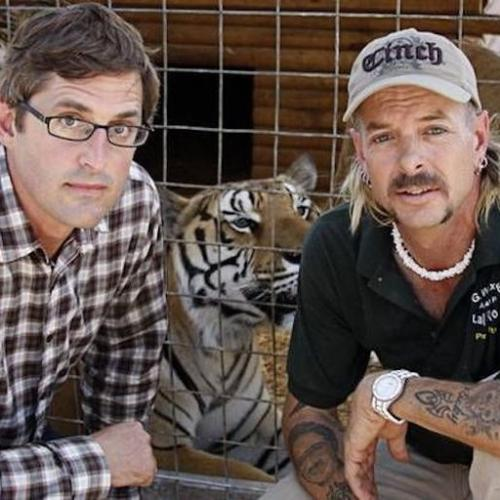 Louis Theroux's New Documentary To Revisit Tiger King Joe Exotic