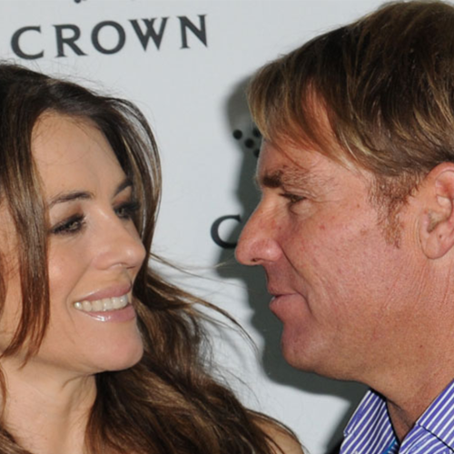 Liz Hurley & Warnie Slide Into Christian O'Connell's Misheard Monday Lyrics