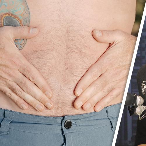 We Found A Caller Who Doesn't Have A Belly Button Anymore