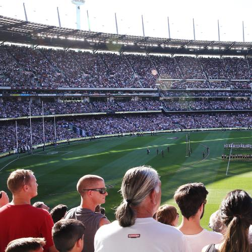 Melbourne's Set To Host The Biggest Sporting Crowd In The World Since The Pandemic Started