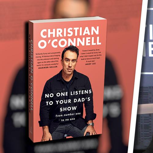 """No One Listens To Your Dad's Show"" - Christian Explains The Brutal Meaning Behind His Book's Title"