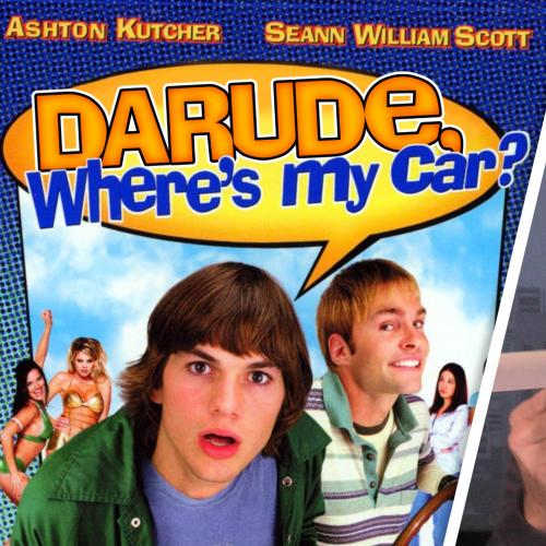 Is 'Darude, Where's My Car?' The Greatest Movie And Song Crossover Pun There Is?
