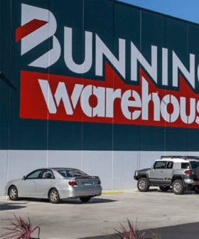 A Bunnings Worker Has Revealed A Secret About Those Big Orange Signs You See In Store!