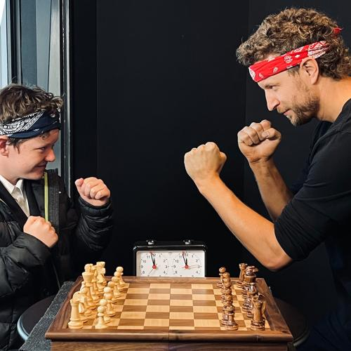 Rooks Will Rumble: Jack Goes Head To Head In A Game Of Chess With Undefeated 12-Year-Old