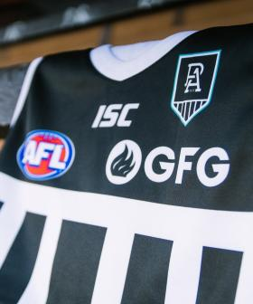 AFL Will Deduct Four Premiership Points From Port Adelaide If They Wear Prison Bar Guernsey