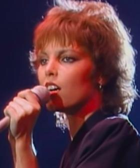 "Is Pat Benatar Really Singing ""Now I Got A Loofah, Burnin' In My Eyes"" In All Fired Up?"