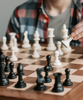 Jack Is About To Take On A 12-Year-Old Boy In The Biggest Chess Match of His Life