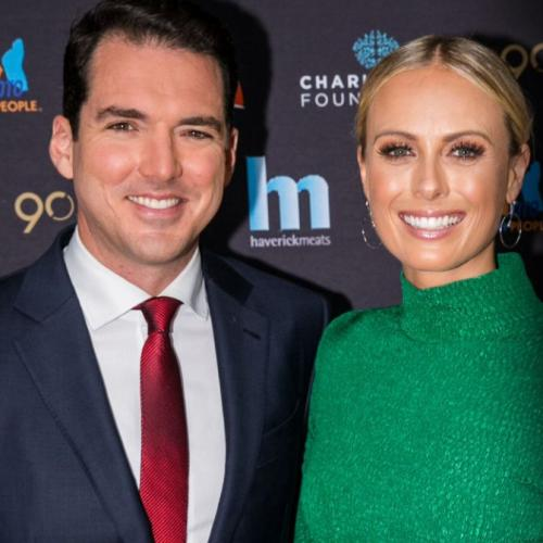 Sylvia Jeffreys And Peter Stefanovic Welcome Their Second Child