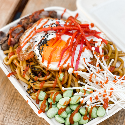 Boozy Bubble Tea Is Coming To This Noodle Food Truck Market In Melbourne