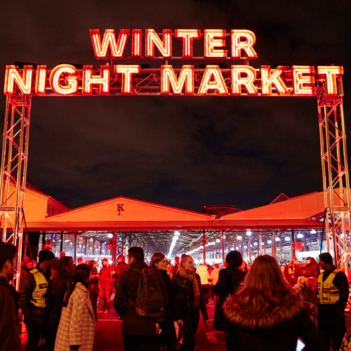 The Winter Night Market Returns With Christmas In July, Mulled Wine & Street Food