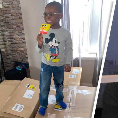 4-Year-Old Secretly Buys $3000 Worth Of Ice Blocks - What Did Your Kids Buy?