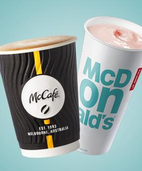 This Macca's Coffee Hack Is Going Viral And It Sounds...Interesting