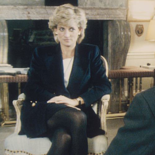 Report Finds Journo Faked Bank Statements To Get Infamous Interview With Diana