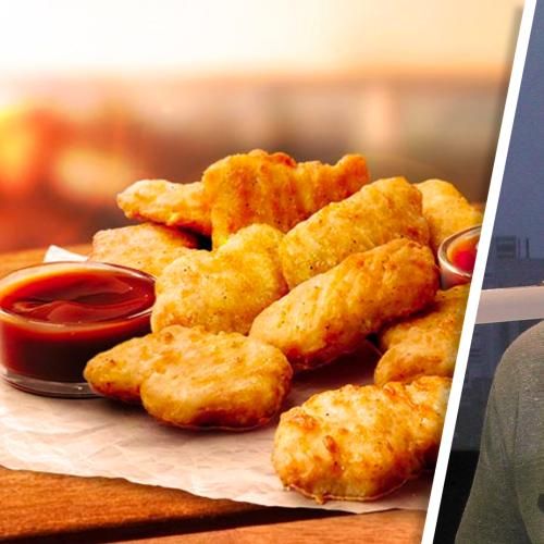 Could SomeoneEat10,000 Nuggets Faster Than SomeoneWalking From Melbourne To Canberra?