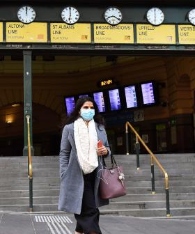 Police To Crack Down On Public Transport Mask-Wearing From Today