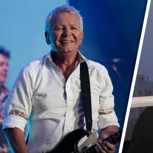 """""""My Mum Touched Iva Davies' Butt"""" Do You Have A Weaker Claim To Fame Than An Icehouse Bum?"""