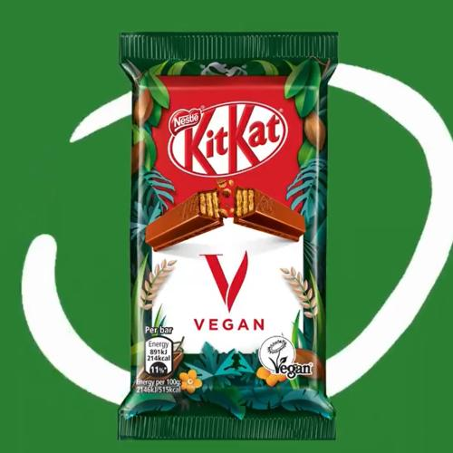This Is A Game-Changer, Nestle Are Launching A Vegan KitKat
