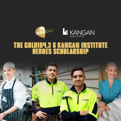 Win A Life Changing Course At  Kangan Institute
