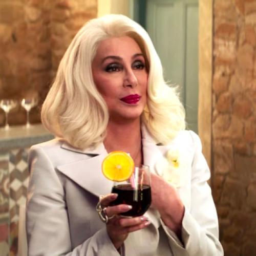 Cher's Teaming Up With The Mamma Mia! Producers To Make Her Own Biopic!